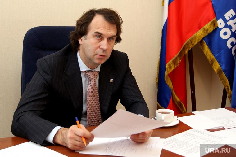Сергей Лисовский - прием граждан Курган, лисовский сергей