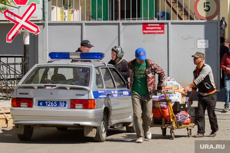 Рейдерский на Овощебазе 4. Екатеринбург, овощебаза