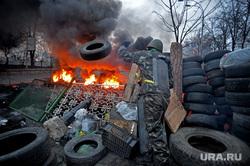 Майдан. Киев. Украина. 21.02.2014, майдан, баррикады, беспорядки, революция, огонь