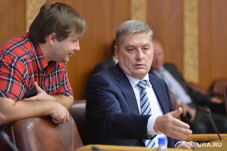 Законодательное собрание. Челябинск., сеничев иван, леонов сергей