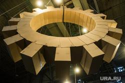 Третье уральское индустриальное биеннале на площадке Уралхиммаша: шестерни. Екатеринбург, современное искусство, биеннале, шестерня