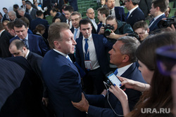 Гайдаровский форум-2016. Москва, шувалов игорь