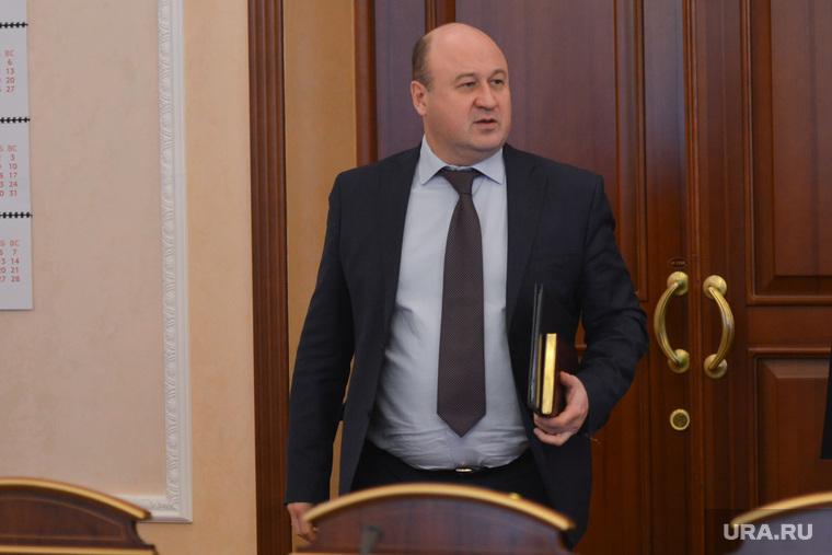 Баринов и Дубровский. подписание соглашения. Челябинск., голицын евгений