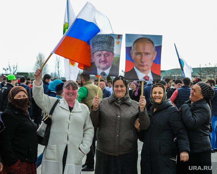 Чечня. Грозный , чечня, митинг, грозный