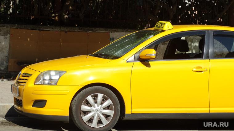Такси с проституткой