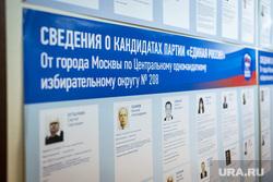 """Праймериз """"Единой России"""". Москва, списки кандидатов, единая россия"""