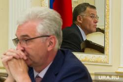 Президиум правительства СО в резиденции губернатора. Екатеринбург, тунгусов владимир, якоб александр