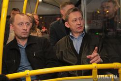Попов показывает дороги в Сургуте, попов дмитрий, базаров владимир
