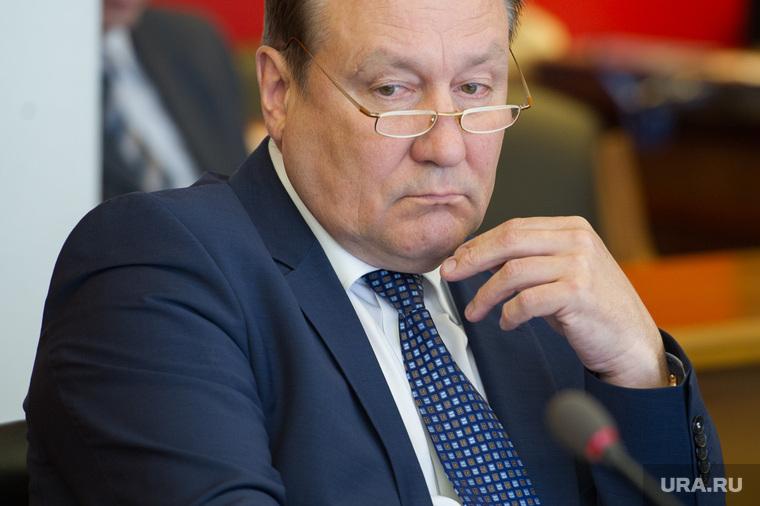 Заседание правительства Свердловской области. Екатеринбург, трофимов игорь