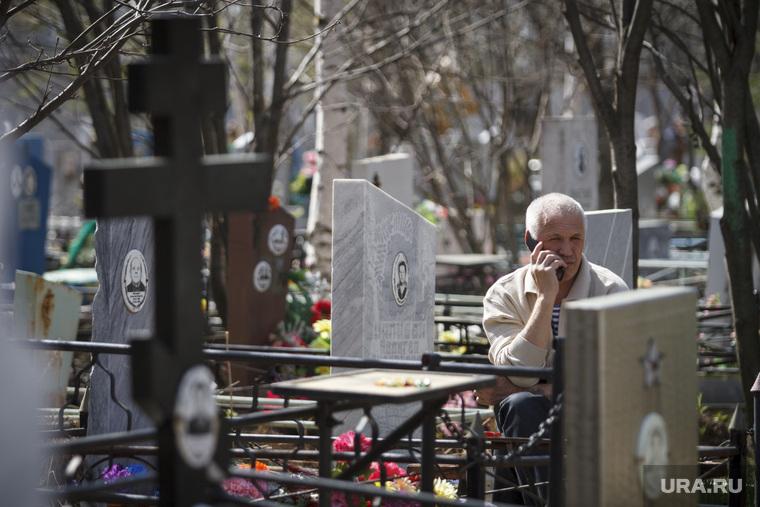 Родительский день. Северное и Широкореченское кладбища. Екатеринбург, кладбище, родительский день, паамятники
