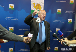 Глава Челябинска Евгений Тефтелев, тефтелев евгений