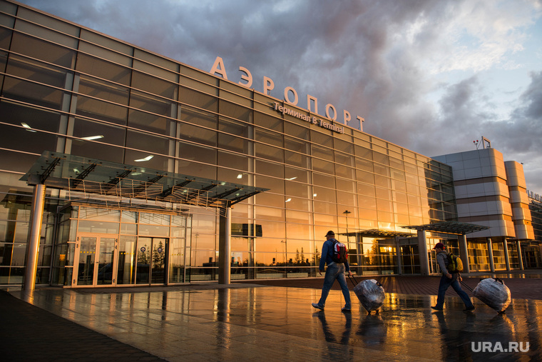 Споттинг: аэропорт. Клипарт. Екатеринбург, аэропорт кольцово, туризм, турист