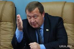 Брифинг Сергей ПугинКурган, пугин сергей