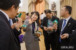 Вечер классической музыки для китайской делегации в Свердловской филармонии в рамках российско-китайского Экспо. Екатеринбург