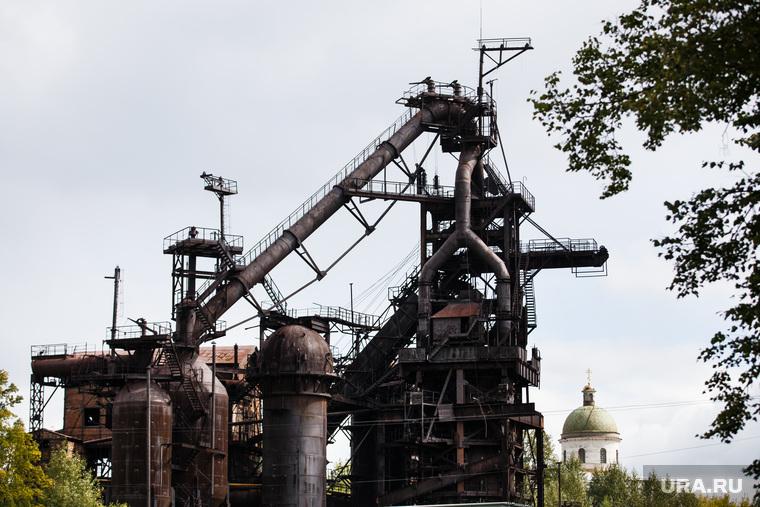 Нижнесалдинский металлургический завод. Нижняя Салда, завод, нижнесалдинский металлургический завод, нмз
