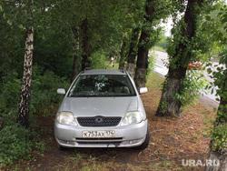 Радар, машины в лесу Челябинск, , радар лес