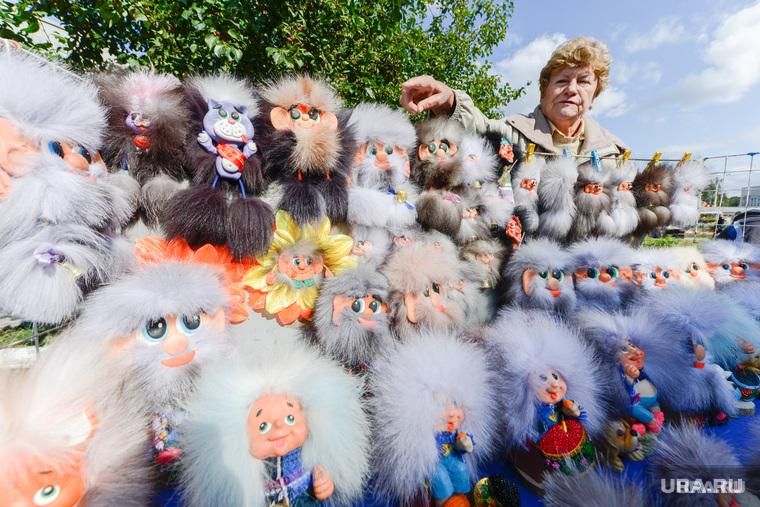 Блошиный рынок Барахолка Челябинск, игрушки, куклы, домовые