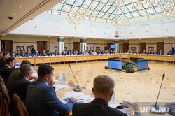 Заседание с главами городов СО в резиденции губернатора. Екатеринбург