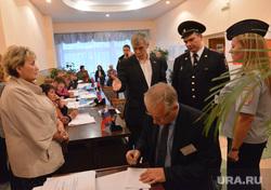 Выборы. Челябинск., гартунг валерий, избирательный участок 516