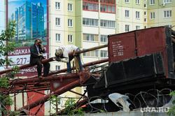 Стройка ЧелСИ в Чурилово Челябинск, сварщик, стройка челси
