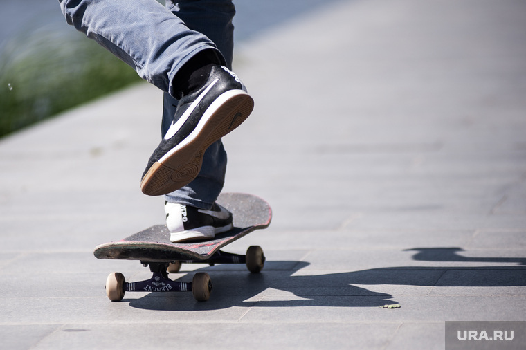 Велосипед, скейт, ролики, самокат. Екатеринбург, скейтборд