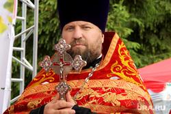 Православная ярмаркаКурган, отец владимир дедов