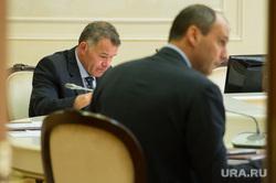 Президиум правительства СО в резиденции губернатора. Екатеринбург, тунгусов владимир, паслер денис