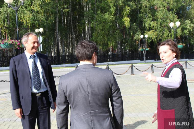 Ханты-Мансийск, выборы. Комарова, Хохряков, ГФИ Кузьменко, комарова наталья