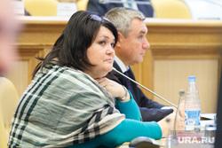 Заседание Думы ХМАО, 25 сентября 2014 , западнова наталья