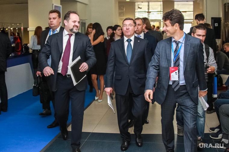 7 инновационный нефтегазовый форум. Тюмень