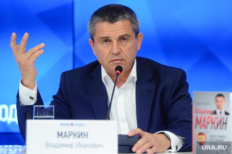 Пресс-конференция Владимира Маркина. Москва, маркин владимир