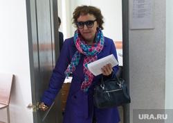 Суд по мере пресечения Горностаевой и Никанорову, Карина Горностаева
