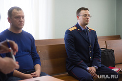 Суд по мере пресечения Горностаевой и Никанорову, Константин Никаноров