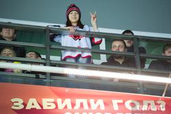 "КХЛ 2015/16. ХК ""Автомобилист"" - ХК ""Слован"". ЕКатеринбург, болельщики автомобилист, шайба в воротах"