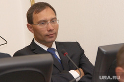 Совещание с главами муниципальных образованийКурган, носков александр