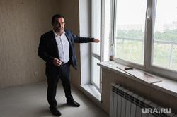 Академ Риверсайд Челябинск, балкон, окно, лакницкий олег
