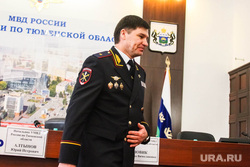 Начальник УВД по Тюменской области генерал Юрий Алтынов. Тюмень, алтынов юрий