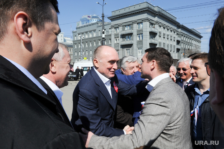 Демонстрация Челябинск, дубровский борис, лошкин алексей