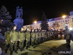 Проводы добровольцев на Донбасс. Екатеринбург