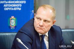 Брифинг о отмене выборов губернатора. Ханты-Мансийск., колодич александр