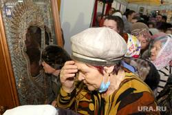 Православная выставкаКурган, православная ярмарка, чимеевская икона