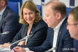 Пресс-конференция по праймериз ЕР в ТАСС. Екатеринбург, чечунова елена
