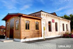 Сафакулево, деревня МартыновкаСафакулевский районКурганская обл, библиотека в деревне