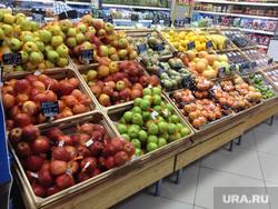 Продукты. Санкции. Алое поле. Проспект. Никитинские ряды. Челябинск., фрукты, Алое поле