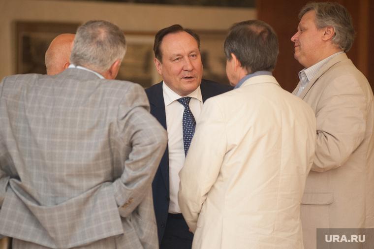 Брифинг с новым министром здравоохранения. Екатеринбург, трофимов игорь