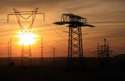 Клипарт, провода, электростанция, электросети, электрическая подстанция