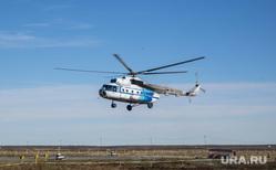 Ямальский район, Яр-Сале, оленеводы, вертолет
