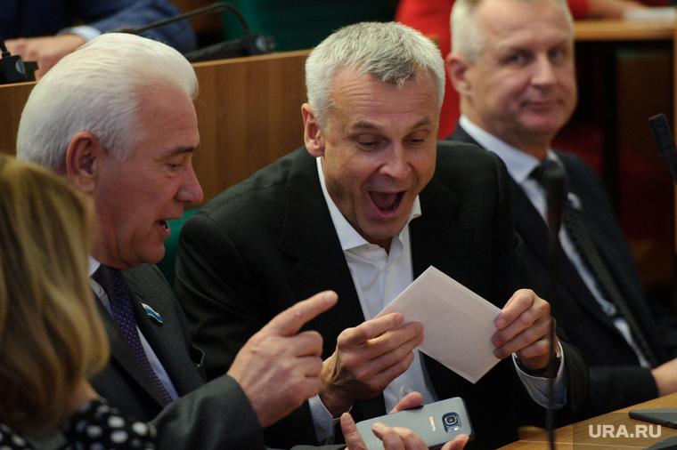 Политсовет ЕР. Екатеринбург