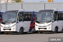 Дубровский на Челябавтотрансе. Автобусы. Челябинск., автобусы