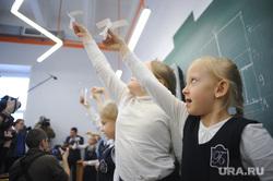 Визит Павла Астахова в Центр Образования в Верхней Пышме, школа, дети, инженерно-техническая школа